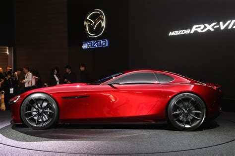 mazda rx mazda rx vision and now the bad motor trend