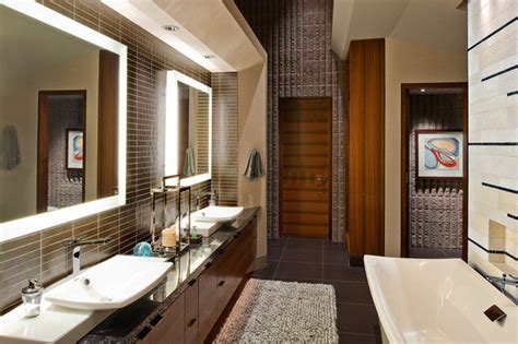 Over The Bath Shower Screens modern master bath contemporary bathroom phoenix