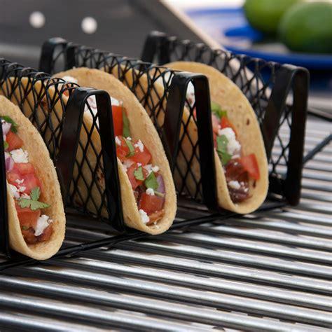 Taco Racks Holders by La Taco Grill Rack The Green