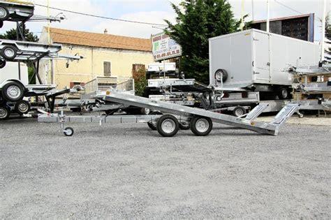 remorque satellite porte voiture remorque porte voiture rsa satellite rvx 182 avg rvx 182