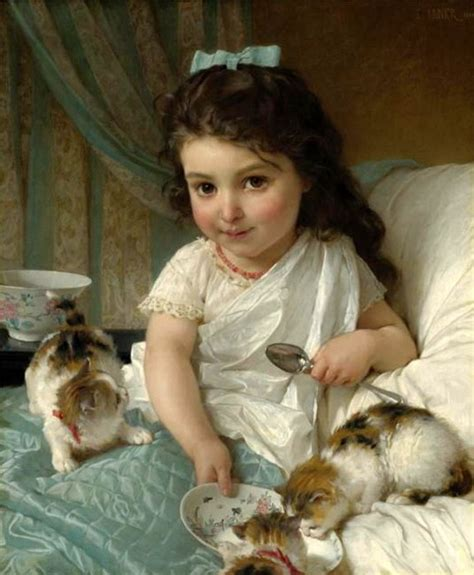 child in french emile munier 1840 1895 french i am a child