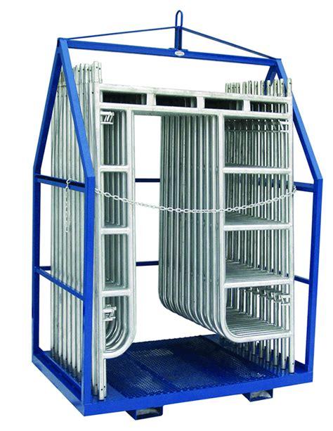 Scaffold Rack by Storage Racks 201 Quipements Mathieu