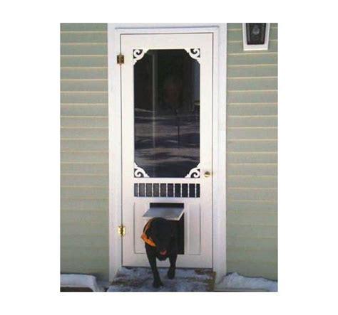 screen door with door built in 25 best ideas about pet door on rooms pet houses and pet rooms