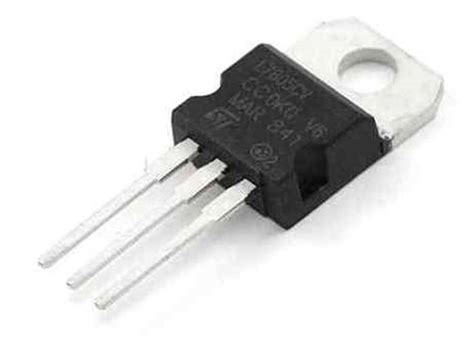 transistor lm7805 what is a lm7805 voltage regulator