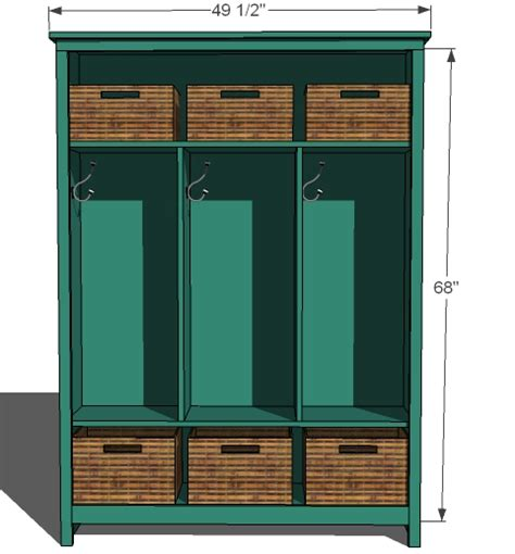 mudroom locker plans diy pdf diy storage locker plans download table plan software