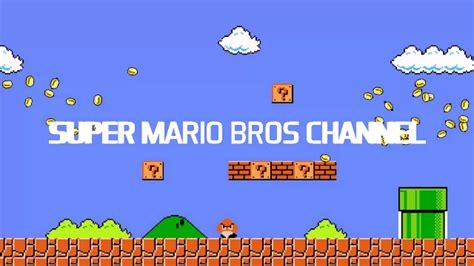 Bros Chanel Import 6 mario bros channel intro