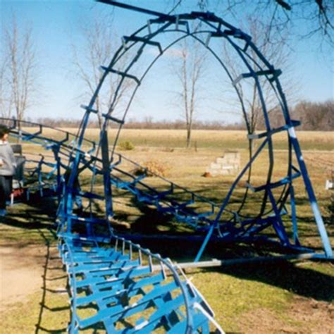 must backyard roller coaster home