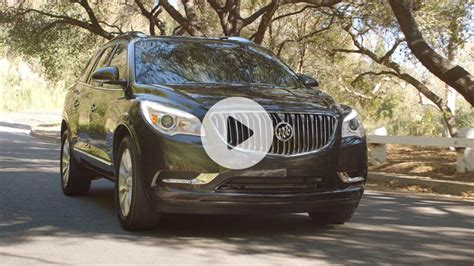 mid size buick suv 2017 buick enclave mid size luxury suv buick
