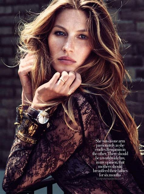 Is Gisele Bundchen by Gisele B 252 Ndchen S Bazaar Sep 2010 Hq Models