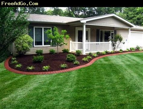 Landscaping Ideas Manufactured Homes Indi Scaping Design Arizona Backyard Landscaping Pictures