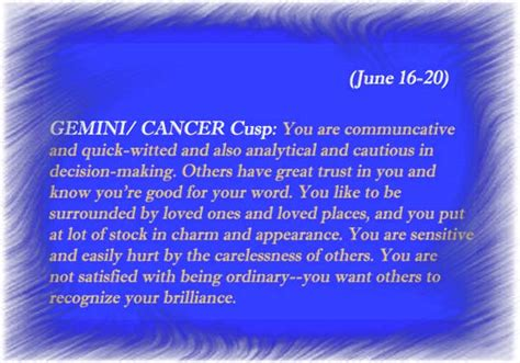 gemini cancer cusp