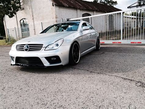 Cls Lackieren Preis by Mercedes Cls W219 Inkl Amg Quot Black Edition Quot Front