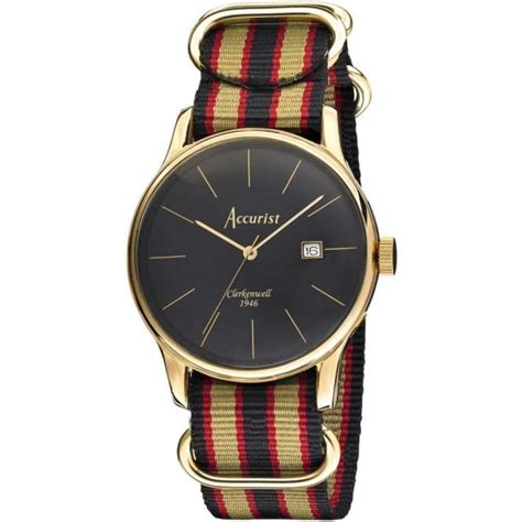 accurist vintage watches from bensons of ludlow