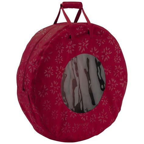 classic accessories seasons wreath storage bag large 57
