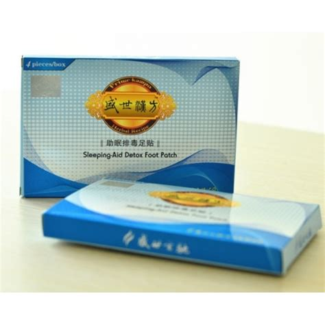 Sleeping While Detoxing by Discount China Wholesale Prime Ko Sleeping Aid Detox