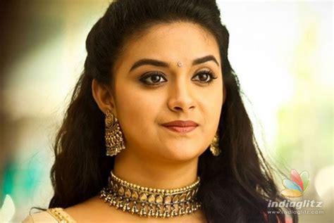 film actress jayalalitha keerthy suresh clarifies about starring in jayalalitha