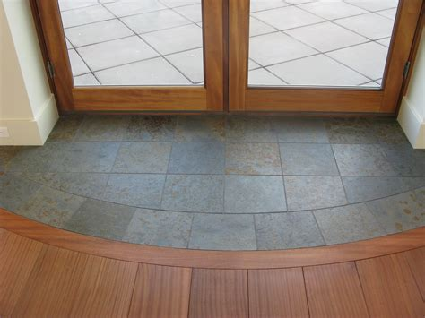 protecting hardwood floors slate entryway to protect hardwood floors at french door