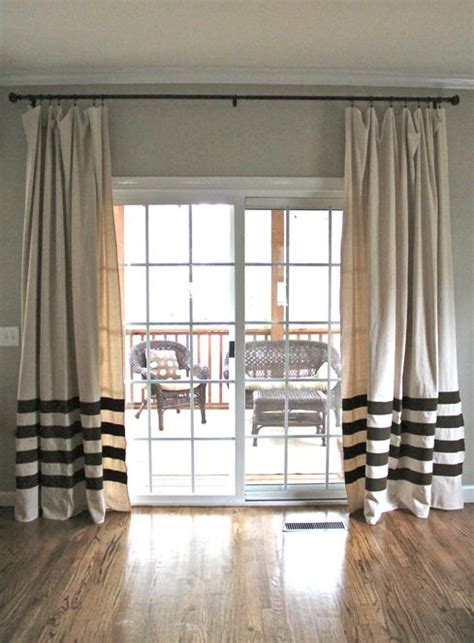 Kitchen Patio Door Curtains Traditional Kitchen Best 25 Sliding Door Curtains Ideas On Slider At Patio Find Best