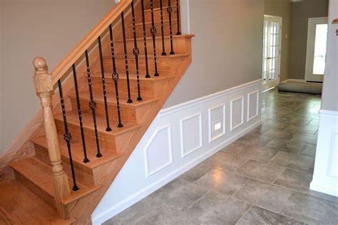 Oak Staircase Oak Staircase Decorative Wall Trim Ak Britton