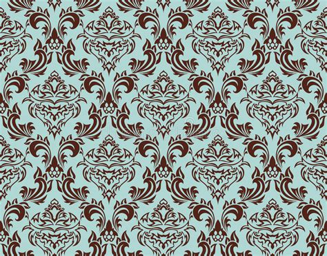 seamless pattern maker software free seamless damask pattern stock vector illustration of