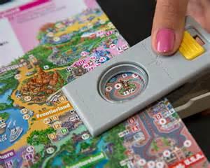 Disney Office Decor Show Your Diy Disney Side Disney Parks Guide Map Magnets