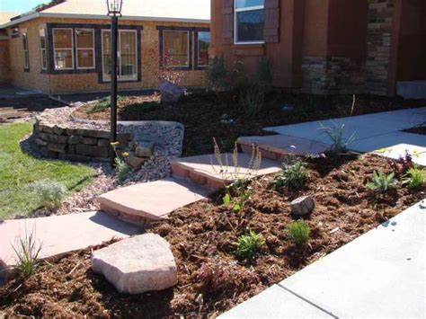landscaping colorado springs showcase four seasons landscaping