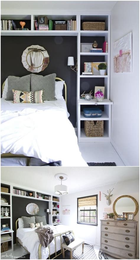 clever storage ideas for small bedrooms 15 clever storage ideas for a small bedroom