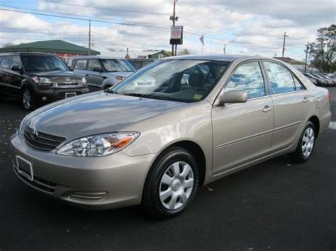 2003 Toyota Camry Specs 2003 Toyota Camry Le Data Info And Specs Gtcarlot