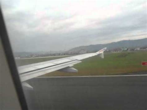aborted or rejected takeoff rejected takeoff at tirana airport a319 belleair youtube