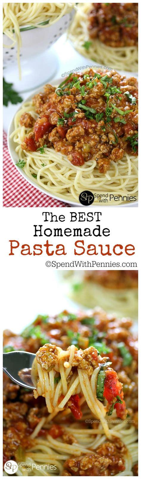 pasta sauce ideas best 10 best spaghetti sauce ideas on pinterest best