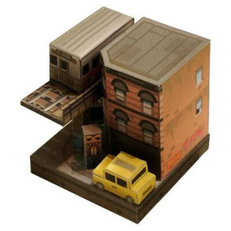 Tubbypaws Papercraft - papercraft world gta iv paper paper models free