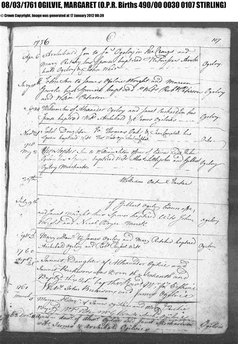 Scottish Birth Records Downie Genealogy And Jure Sanguinis