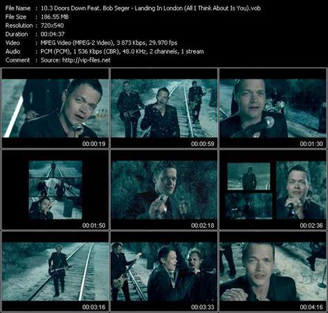 3 Doors And Bob Seger by 3 Doors Feat Bob Seger Landing In All I