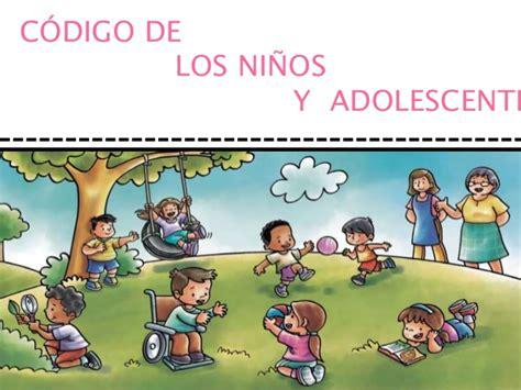 imagenes derechos de los niños y adolescentes c 243 digo de los derechos del ni 241 o y adolescente