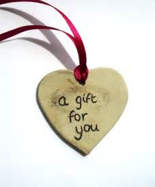 a gift for you ceramic tag charlotte hupfield ceramics