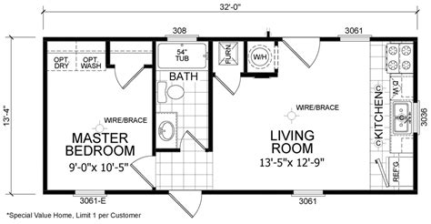 micro mobile home plans new factory direct mobile homes for sale from 21 900