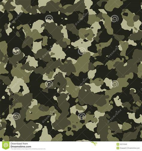 seamless army pattern jungle seamless camo pattern stock vector illustration