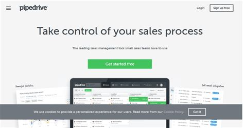 best small business crm pipedrive best small business crm software 10 best crm