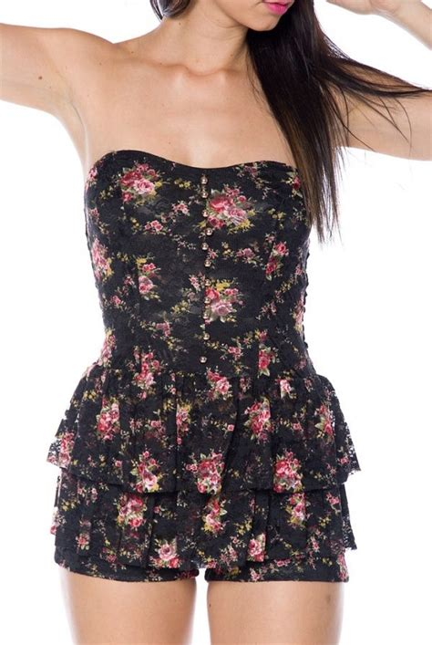 black pattern romper 21 best images about rompers on pinterest rompers