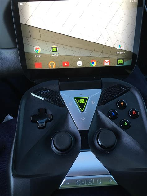 nvidia shield mobile nvidia shield portable 2 prototype found in canadian pawn