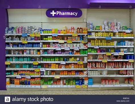 pharmacy sections pharmacy section tesco leighton buzzard bedfordshire