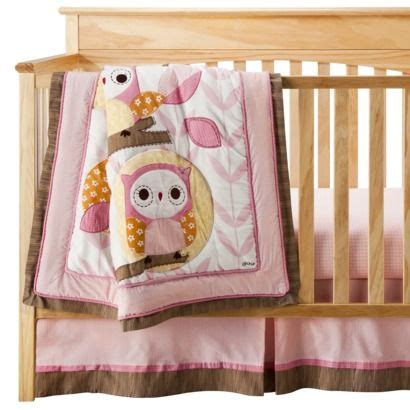 owl crib bedding for girls 21 best images about nursery on pinterest owl bedding