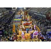 Rio De Janeiro Carnivals Samba Finale Provides