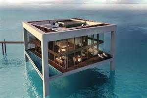 Home Concept Design La Riche house on water the real adam