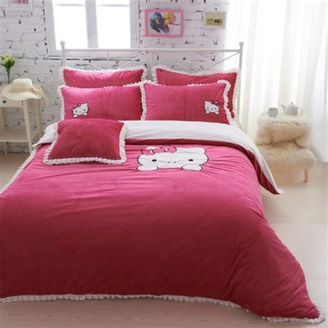 Hello Comforter Set by Cutest Hello Bedroom For
