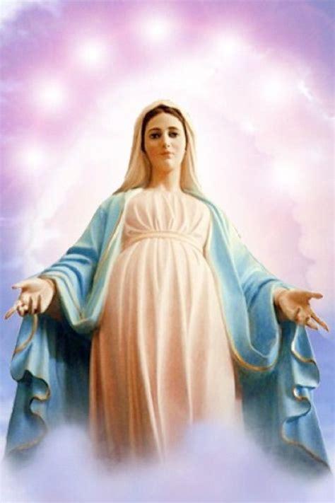 imagen de maria virgen fiel imagen virgen maria 3