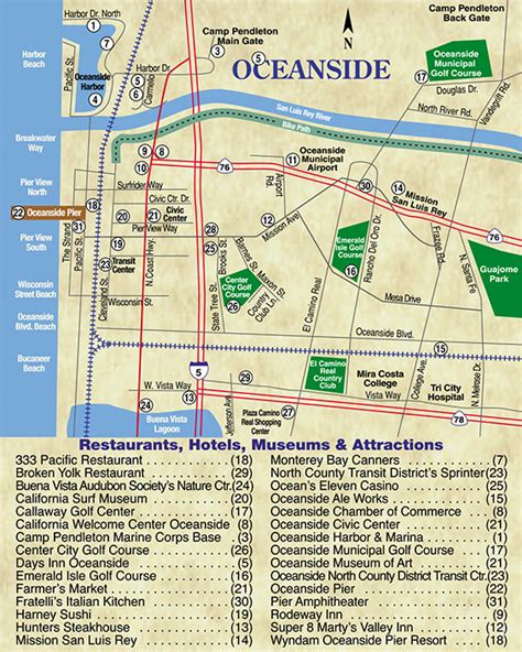 oceanside ca map oceanside harbor and marina is home to 950 yachts great