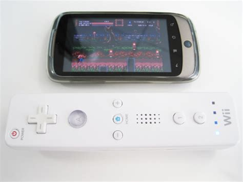 wiimote android wiimote for android tutorial droid gamers