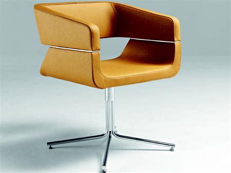 Swivel Easy Chair Design Ideas Matrix Swivel Easy Chair By La Cividina Design Mauro Fadel