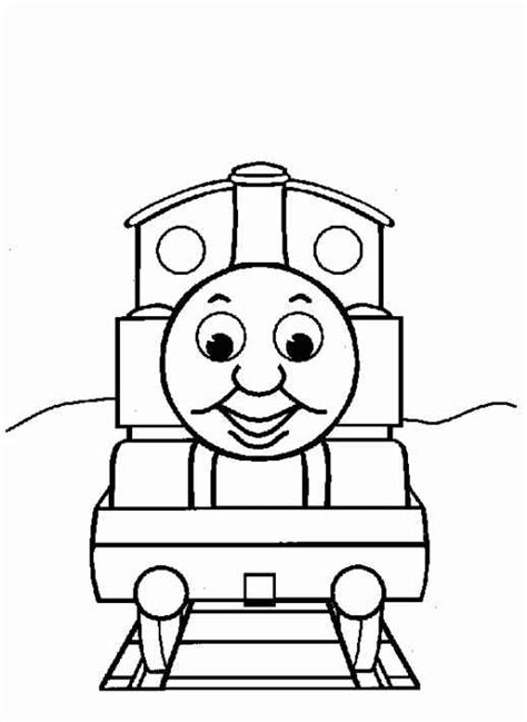 thomas the tank engine and friends coloring pages for